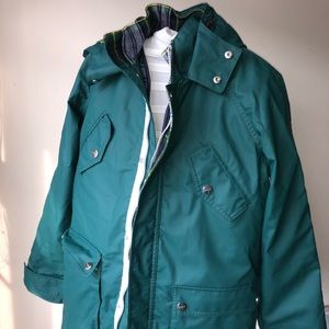 Authentic Burberry winter jacket children 14Y NWT